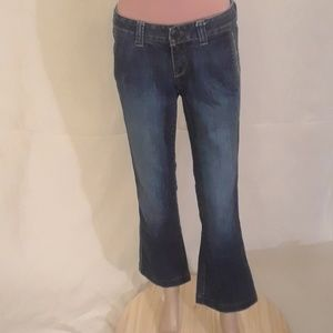 Express Jeans Stella Boot Cut Jeans - Size 4